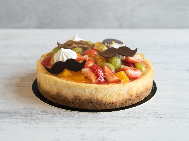"""Featured image for """"Cheesecake de frutas Día del Padre"""""""